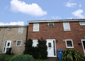 Thumbnail 3 bedroom terraced house to rent in Milnrow, Ipswich, Suffolk