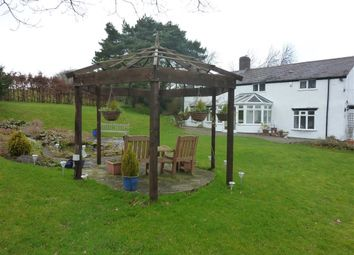 Thumbnail 3 bedroom detached house for sale in Ffordd Y Pentre, Nercwys, Mold