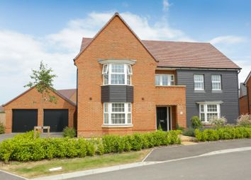 Thumbnail 5 bed detached house for sale in Discovery Drive, Preston, Canterbury