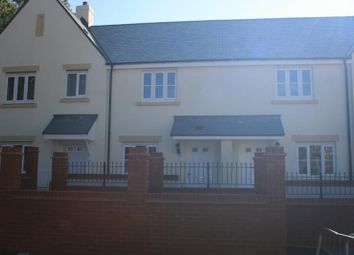 Thumbnail 2 bed terraced house to rent in Carhaix Way, Dawlish