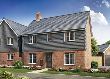 Thumbnail 3 bed detached house for sale in Fontwell Avenue, Eastergate