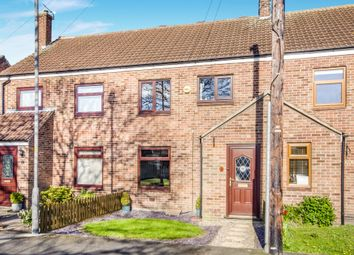 Thumbnail 4 bed terraced house for sale in Gibson Close, Hambleton, Selby