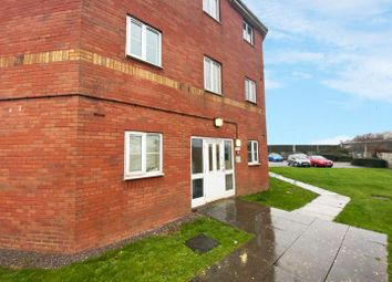 Thumbnail 1 bed flat for sale in Glan Rhymni, Pengham Green, Cardiff