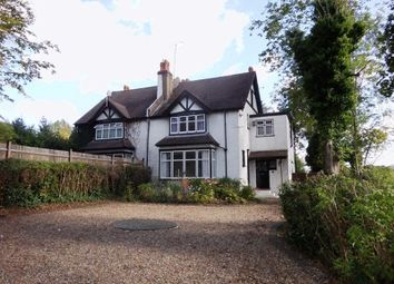 Thumbnail 4 bed semi-detached house to rent in Woodcote Grove Road, Coulsdon