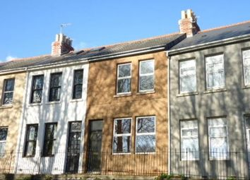 Thumbnail 2 bed terraced house to rent in Lanhydrock Road, St. Judes, Plymouth