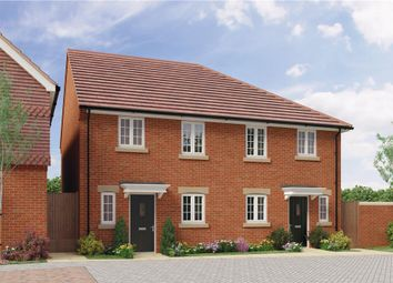 "Thumbnail 2 bed semi-detached house for sale in ""Hawthorne"" at Anstey Road, Alton"