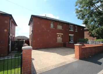 Thumbnail 3 bed semi-detached house for sale in St. James Street, Milnrow, Rochdale, Greater Manchester