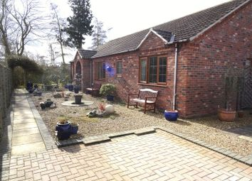 Thumbnail 3 bed bungalow for sale in Church Lane, Donington, Spalding