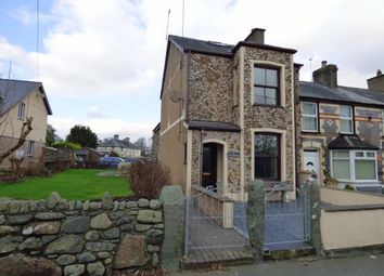 Thumbnail 2 bed end terrace house for sale in Arvonia Terrace, Criccieth, Gwynedd