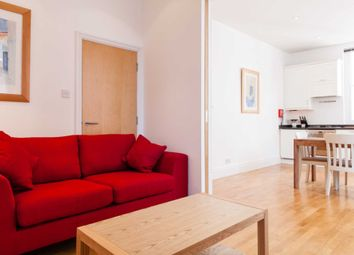 Thumbnail 1 bedroom flat to rent in New North Street, London
