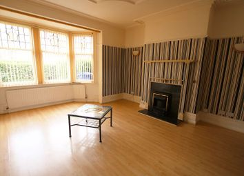 Thumbnail 3 bed terraced house to rent in Bentinck Road, Newcastle Upon Tyne