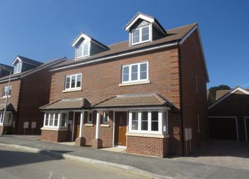 Thumbnail 3 bed semi-detached house for sale in Rose Grove, Woodley, Reading