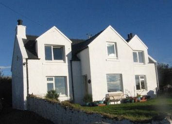 Thumbnail 3 bed detached house for sale in 5 Upper Edinbane, Isle Of Skye