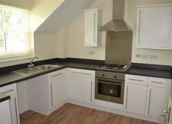 Thumbnail 2 bed flat to rent in Jaeger Close, Belper