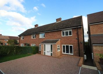 Thumbnail 3 bed semi-detached house for sale in Vauxhall, Newent