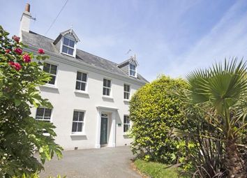 Thumbnail 5 bed detached house for sale in La Route De Sausmarez, St Martin's, Guernsey