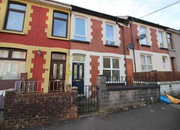 Thumbnail 2 bedroom terraced house to rent in Upper Adare Street, Pontycymer, Bridgend County.