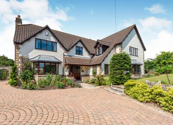 Thumbnail 4 bed detached house for sale in Redmans Hill, Blackford, Wedmore