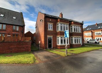 Thumbnail 3 bed semi-detached house for sale in Mowell Croft, Darrington, Pontefract
