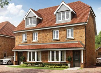 Thumbnail 3 bed semi-detached house for sale in Wilde Langford Park, Beech Hill Road, Spencers Wood, Reading