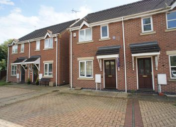 Thumbnail 2 bedroom semi-detached house to rent in Castle View, Duffield, Belper