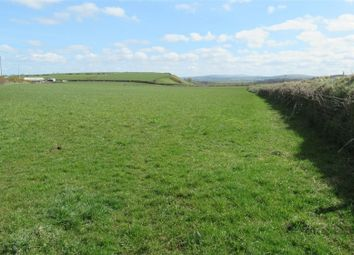 Thumbnail Land for sale in Mathry, Haverfordwest