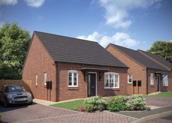 Thumbnail 2 bed detached bungalow for sale in Milton Road, Repton, Derby