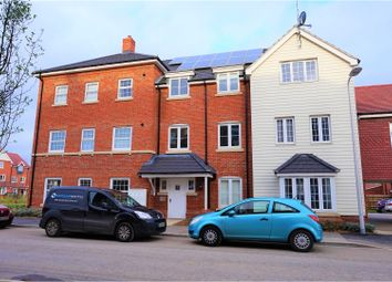 Thumbnail 1 bed flat for sale in Clover Rise, Reading