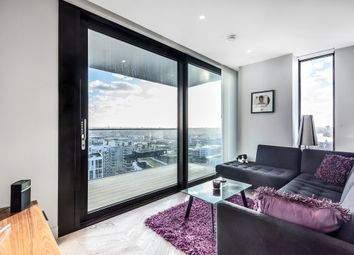 Thumbnail 1 bed property for sale in The Waterman, 5 Tidemill Square, Lower Riverside, Greenwich Peninsula
