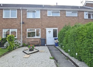 Thumbnail 3 bed mews house for sale in Middlefield Place, Hinckley, Leicestershire
