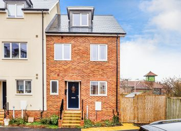 Thumbnail 4 bed end terrace house for sale in Tannery Place, Edenbridge