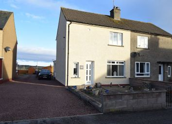 Thumbnail 2 bed semi-detached house for sale in Westercrofts, Biggar