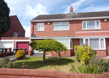 3 bed semi-detached house to rent in West Dene Drive, North Shields NE30