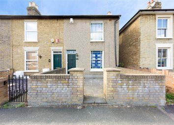 Thumbnail 2 bed end terrace house for sale in George Street, Romford, Essex