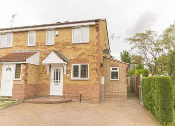 Thumbnail 2 bed semi-detached house for sale in Lilac Street, Hollingwood, Chesterfield