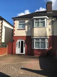 Thumbnail 3 bed semi-detached house to rent in Trinity Road South, West Bromwich, West Midlands
