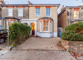 Thumbnail 4 bed semi-detached house for sale in Ashbourne Grove, London