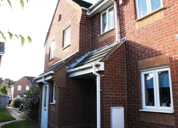 Thumbnail 2 bed terraced house to rent in Desdemona Avenue, Warwick Gates, Warwickshire