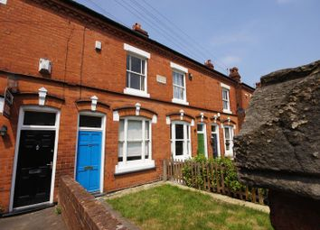 Thumbnail 2 bedroom terraced house to rent in Chandos Avenue, Moseley, Birmingham
