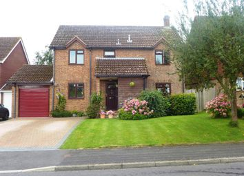 Thumbnail 4 bed detached house for sale in Middle Mead, Hook