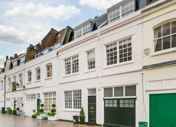 Thumbnail 3 bed mews house to rent in Petersham Place, South Kensington, London