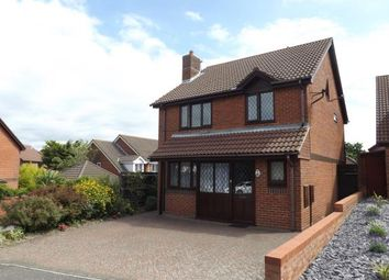Thumbnail 4 bedroom detached house for sale in Littledown, Bournemouth, Dorset