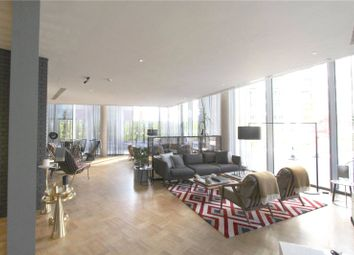 Thumbnail 3 bed flat for sale in London City Island, London