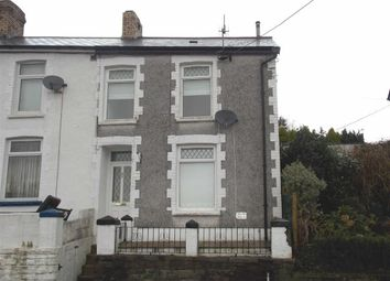 Thumbnail 3 bed end terrace house for sale in Pleasant View, Porth