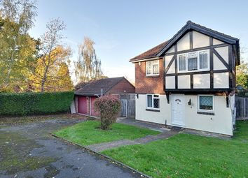 Thumbnail 4 bed detached house for sale in Amberley Close, Farnborough, Orpington