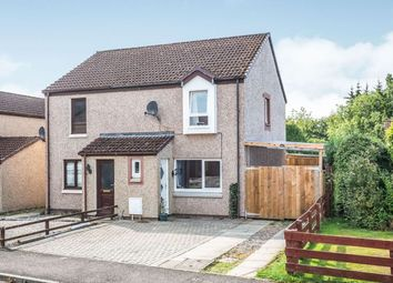 Thumbnail 2 bedroom semi-detached house for sale in Blackwell Court, Culloden, Inverness