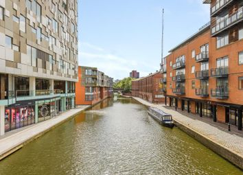 Thumbnail 1 bed flat to rent in The Cube, 197 Wharfside Street, Birmingham