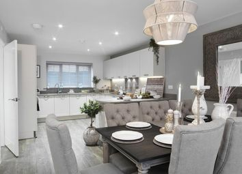 Thumbnail 3 bed semi-detached house for sale in The Redwing, Orchard View, Vicarage Road, Yalding Kent