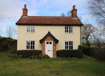 Thumbnail 4 bed cottage to rent in Lopham Road, Kenninghall, Norwich