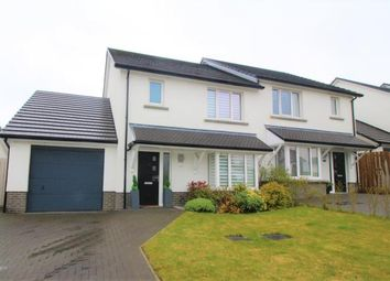 Thumbnail 3 bedroom semi-detached house to rent in Brooke Rise, Kingswells, Aberdeen